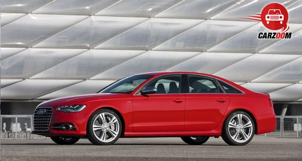 Audi S6 Exteriors Side View