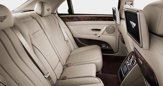 Bentley Continental Flying Spur Interiors Seats