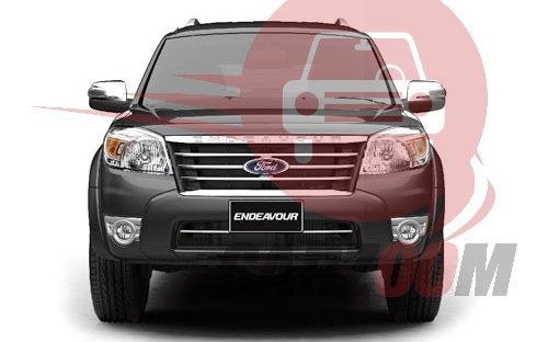 Ford Endeavour Exteriors Front View