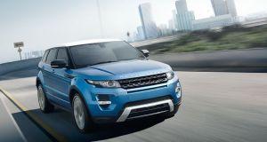 Land Rover Range Rover Evoque Exteriors Overall