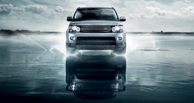 Land Rover Range Rover Sport Exteriors Front View