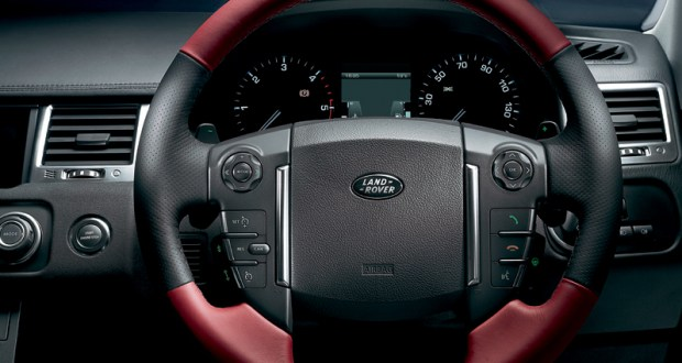 Land Rover Range Rover Sport Interiors Dashboard