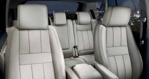 Land Rover Range Rover Sport Interiors Seats