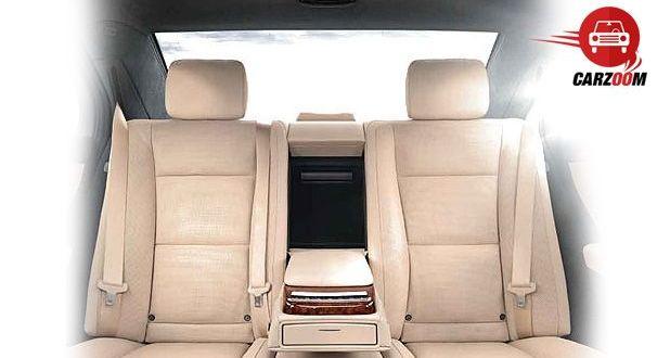 Mercedes-Benz S-Class Interiors Seats