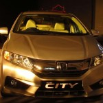 New Honda City 2014 Exteriors Front View