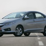 New Honda City 2014 Exteriors Overall