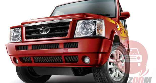 Tata Sumo Gold Exteriors Front View