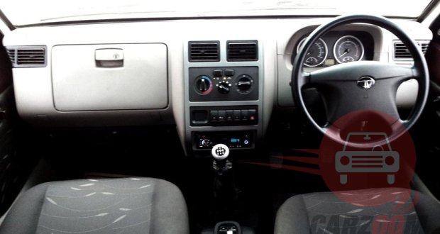 Tata Sumo Gold Interiors Dashboard