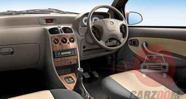 Tata Winger Interiors Dashboard