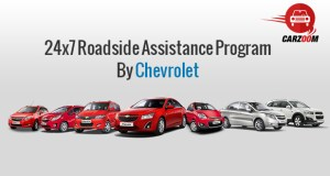 GM/Chevrolet launches 24x7 Roadside Assistance Program