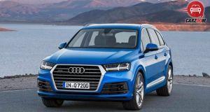 Audi Q7 Front view