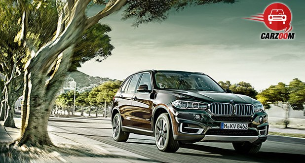 BMW X5 Exteriors Overall