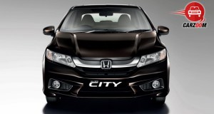 New Honda City 2014 launch Exteriors Front View