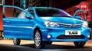 Toyota Etios Liva Exteriors Overall