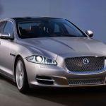 Auto Expo 2014 Jaguar XJ Exteriors Front View