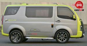 Auto Expo 2014 Tata ADD-Venture Concept Exteriors Side View