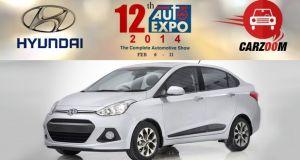 Hyundai to Showcase Hyundai Grand i10 sedan