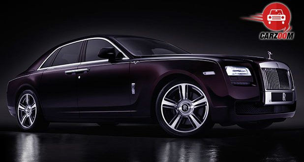Rolls-Royce Ghost V-Specification Exteriors Overall