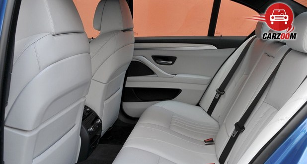 BMW M5 Interiors Seats