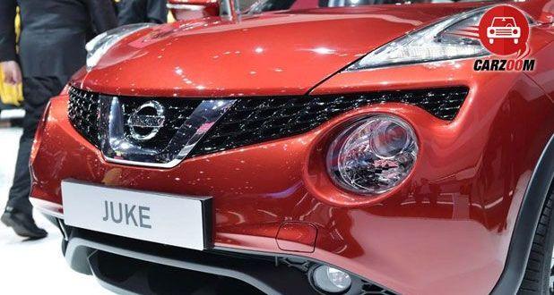 Geneva International Motor Show 2014 - NISSAN Juke MC Exteriors Front View