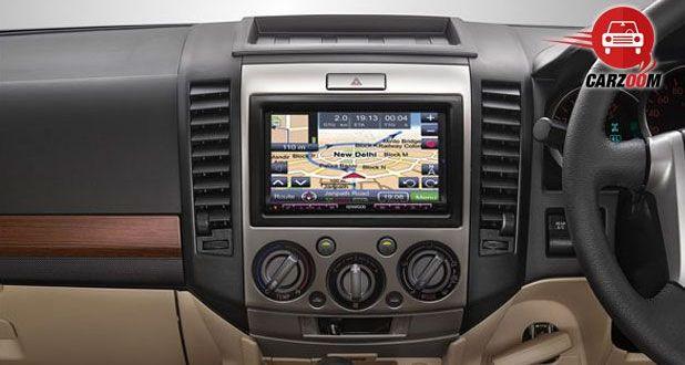 2014 Ford Endeavour Interiors SAT NAV
