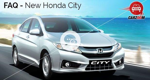 New Honda City FAQ