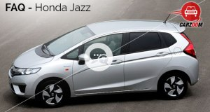 Honda Jazz FAQ