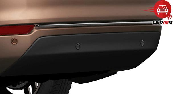 Ford Fiesta Seamless Bumper