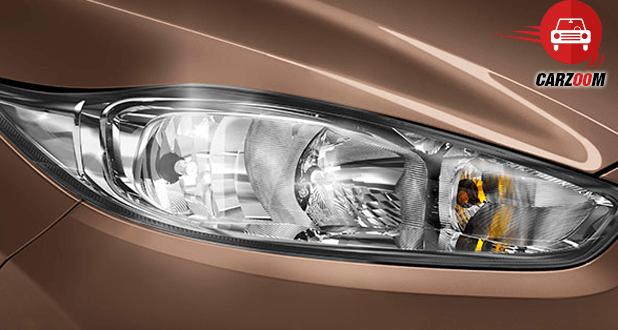 Ford Fiesta Slim Elongated Headlights