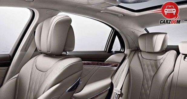 Mercedes Benz Interiors Seats
