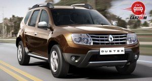 Renault Duster Exteriors Front View