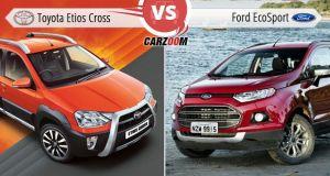 Toyota Etios Cross Vs Ford EcoSport
