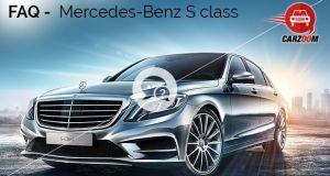 FAQ Mercedes Benz S class