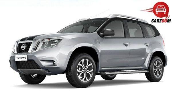 Nissan Terrano Anniversary Edition