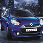 Renault Pulse Exteriors Blue Color Option
