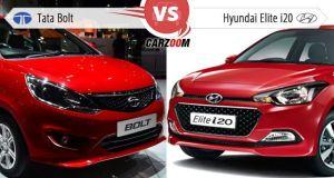 Tata Bolt vs Hyundai Elite i20