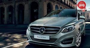 Mercedes Benz B Class Exteriors Front View