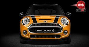 Mini Cooper S Exteriors Front View
