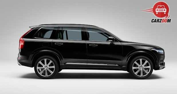 Volvo XC90 Exnteriors Side View