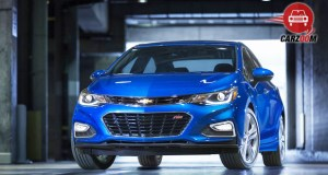 New Gen Chevrolet Cruze 2017