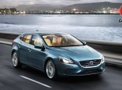 Volvo V40 Exteriors Front View