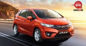 Honda Jazz Exterior Left Side View