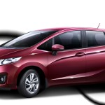 Honda Jazz Exterior View