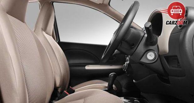 Nissan Micra Active InteriorsNissan Micra Active Interiors