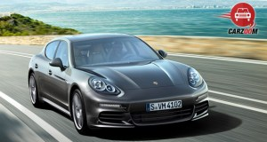 Porsche Panamera Exterior Front