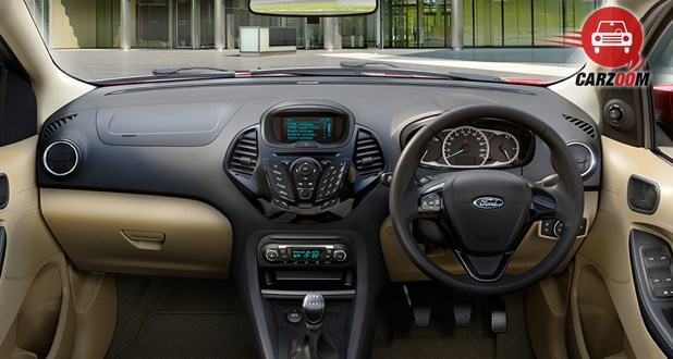 Ford Figo Aspire Interior Dashboard