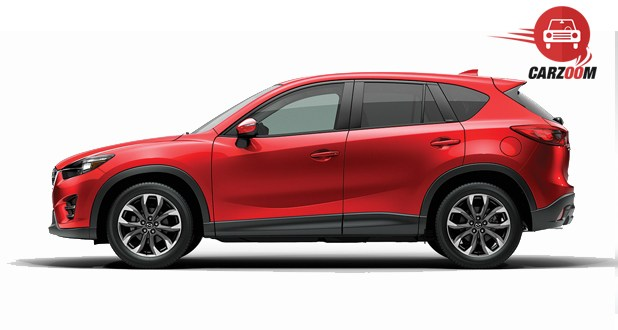 Mazda CX-5 Exterior Side View