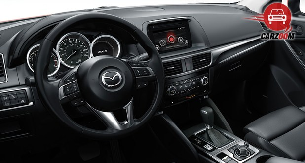 Mazda CX-5 Interior Dashboard
