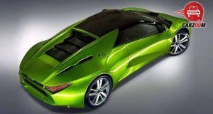 DC Avanti Exterior Green Color