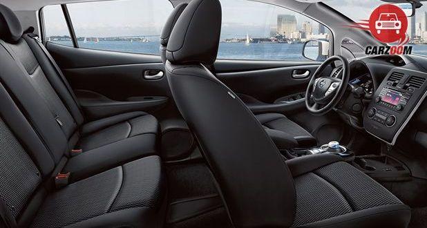 Nissan Leaf Seat View